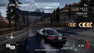 NFS:Hot Pursuit   Escape Lane 3:32.93   World Record