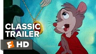 The Secret of NIMH Official Trailer #1 - Dom DeLuise Movie (1982) HD