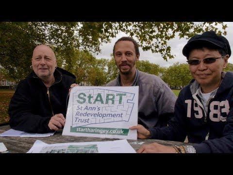 Inspiring Community-led Housing Project in North London StART Haringey