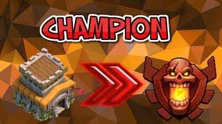 II TH8 Champion 1 Pushing II Clash Of Clans II