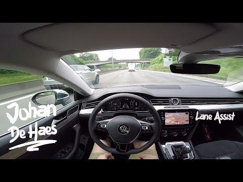 VW Arteon Elegance 2.0 TDI 150hp POV test drive