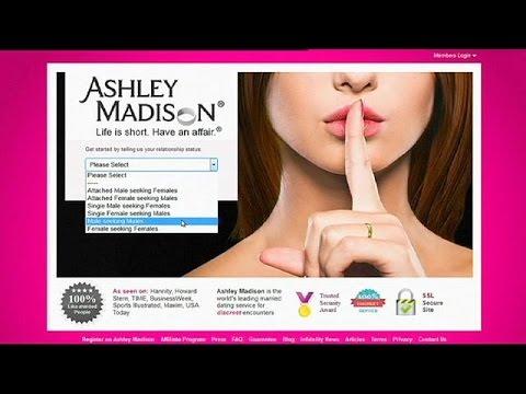 Un site de rencontres adultères piraté au Canada