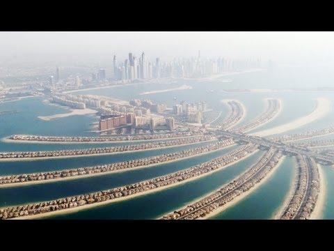 Искусственные острова в Дубае ФОТО НОВОСТИ