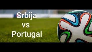 Audio prenos utakmice: Srbija vs Portugal
