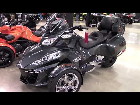 2019 Can-Am SPYDER RT LTD 1330 - New 3 Wheel Motorcycle For Sale - Elyria, Ohio