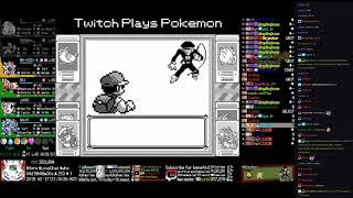 Twitch Plays Pokémon Anniversary Burning Red - Hour 116 to 117