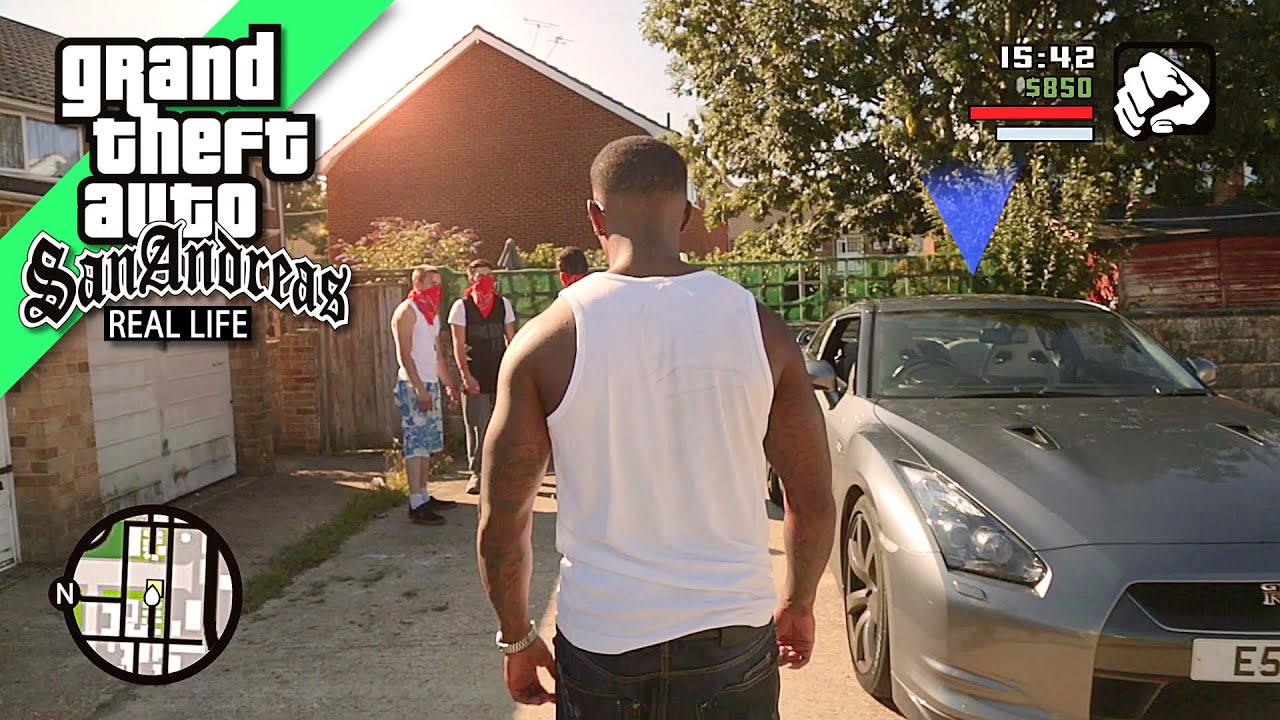 Gta San Andreas Real Life