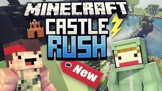 DIE NEUE ARENA! - Minecraft CASTLE RUSH VS Rewi #08| ungespielt