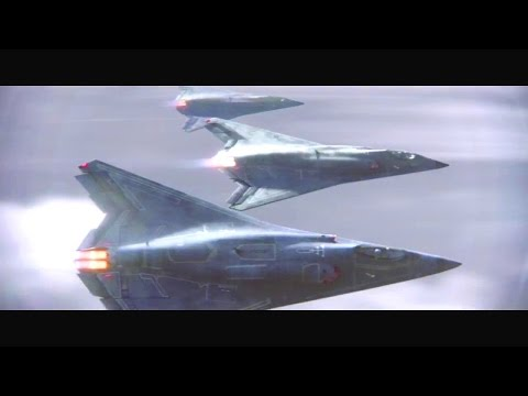 Northrop Grumman - 6th Gen Hypersonic Stealth Fighter Concept Unveiled [720p]