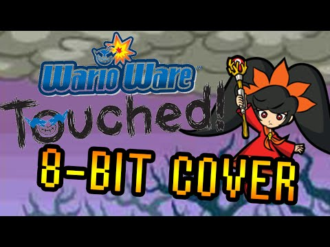 Ashley's Song - Warioware Touched [8-Bit Cover]