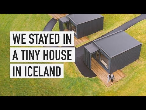 A Tiny House Tour in Iceland