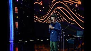 Andrei Bolocan, stand up comedy pe scena