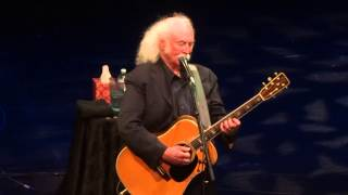 """Everbody's Been Burned"" David Crosby@Whitaker Center Harrisburg, PA 6/23/15 Acoustic Tour"
