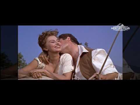 Sophia Loren en LA BELLA CAMPESINA