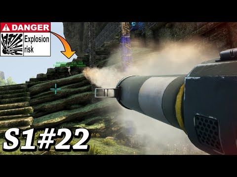💥ARK BOOM BATTLE EVENT!! LET'S PLAY WITH EXPLOSIVES!!💥 Ark Survival Evolved The Center Ep22