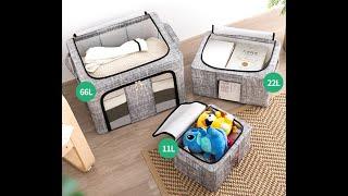 Каркасные складные ящики органайзер для разного белья, одежды, игрушек и прочей мелочи