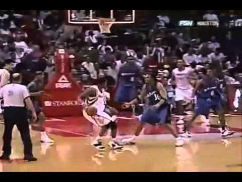 Tracy McGrady 13pts Vs Washington Wizards (11/22/06)