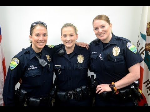 Female Police Fail Because Of Low Standards – Almost Cost Her Life – Quotas Get People Hurt