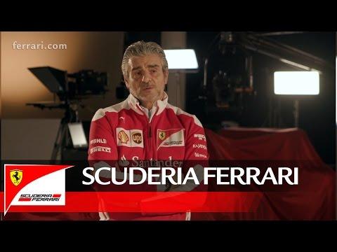 """A more challenging target"" - Scuderia Ferrari 2016"