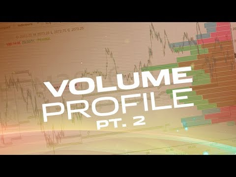 Trading with the Volume Profile (Beginner) - YouTube