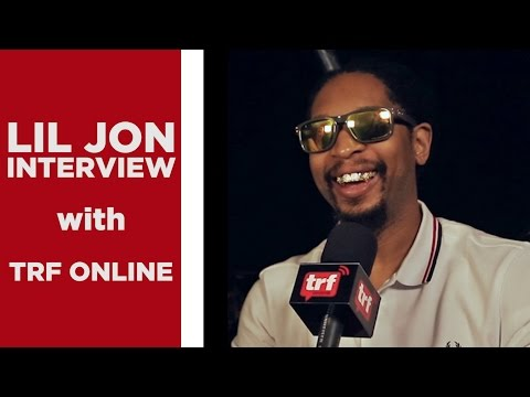 Lil Jon Interview in Dubai with TRF Online