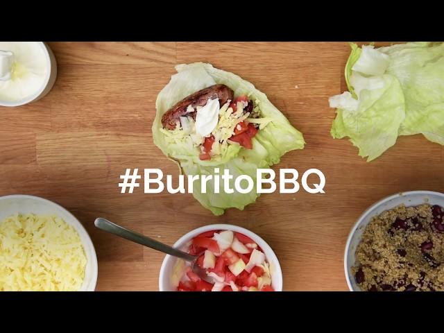Gluten Free Sausage Burrito