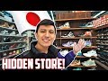 JAPAN SNEAKER SHOP YOU NEED TO GO TO! (TOKYO VLOG)