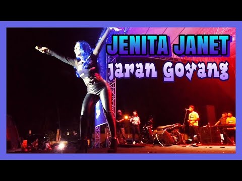 JENITA JANET - JARAN GOYANG - New Omega