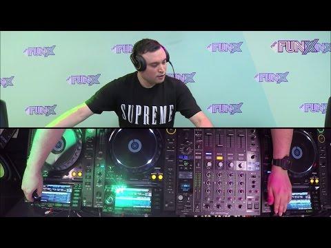 DJ Irwan - XChart Top 100 Jaarmix 2016 - FunX