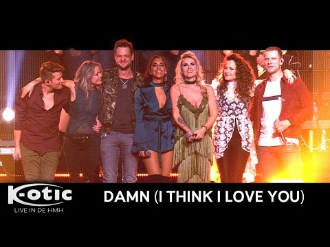 K-otic - Damn (I Think I Love You) (Live in de HMH 2016)
