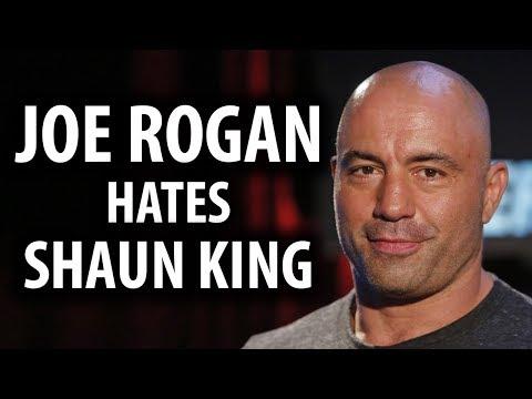 Joe Rogan Hates Shaun King's NCAA Article