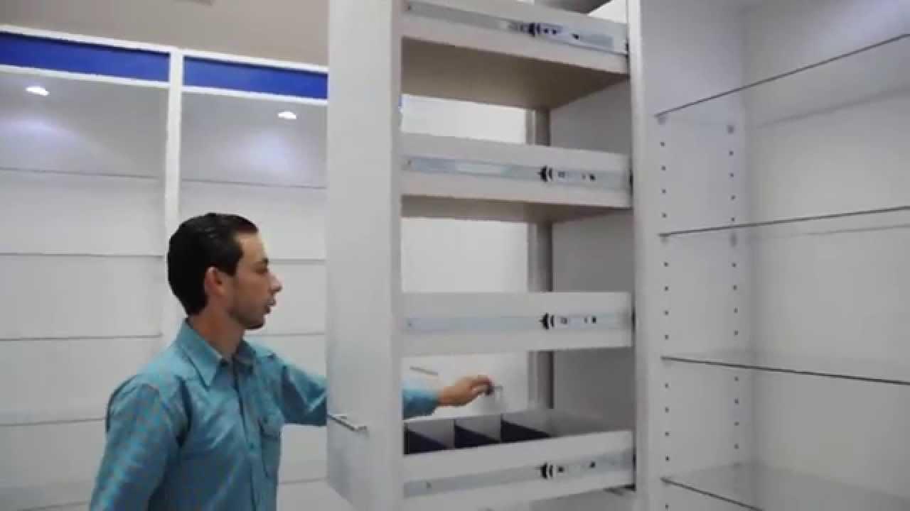 muebles para drogueras farmacias trabajos a nivel