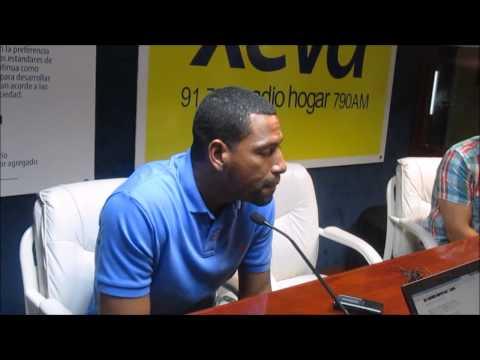 Entrevista Cesar Valdez en Deportes de la XEVA
