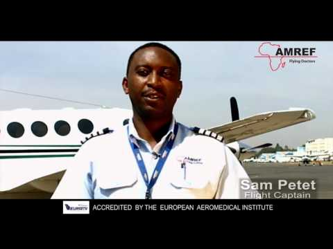 AMREF Flying Doctors...Get a Maisha Cover today!!    Part One