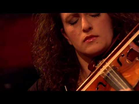 Liza Ferschtman - J.S. Bach/from: Sonate nr. 1 - Adagio