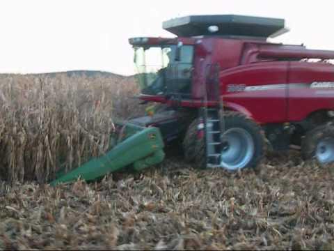Jenkins Farms - Corn Harvest 2009