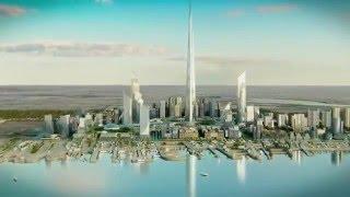 برج المملكة - اعلي برج في العالم - Kingdom Tower
