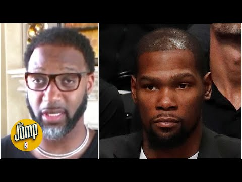 There's no way I would play Kevin Durant when the NBA restarts! - Tracy McGrady | The Jump