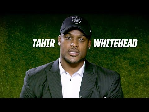 Get To Know Tahir Whitehead