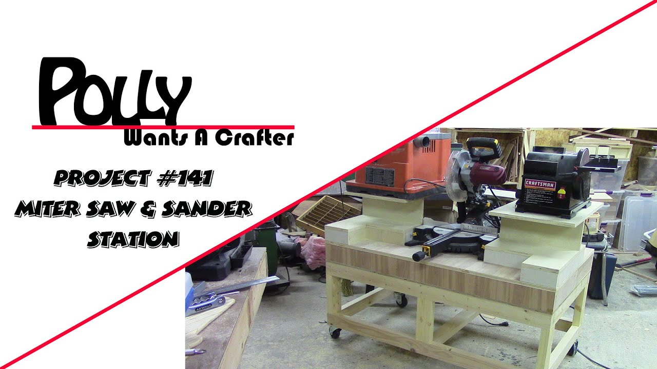 Hook Up Shop Vac Miter Saw