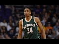Milwaukee Bucks vs Phoenix Suns - Highlights | February 4, 2017 | 2016-17 NBA Season