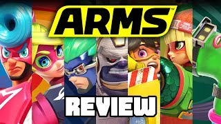 ARMS   Review // Test