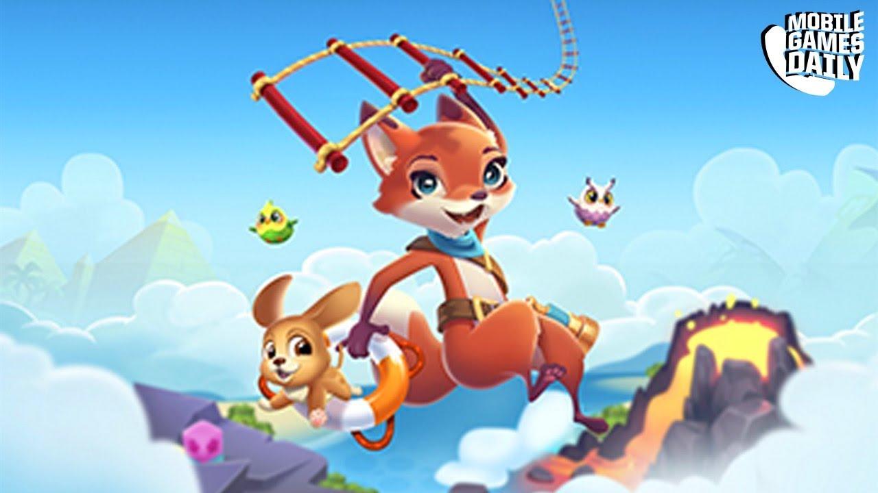 Pet Rescue Puzzle Saga MOD APK Unlimited [ Gold & Lives