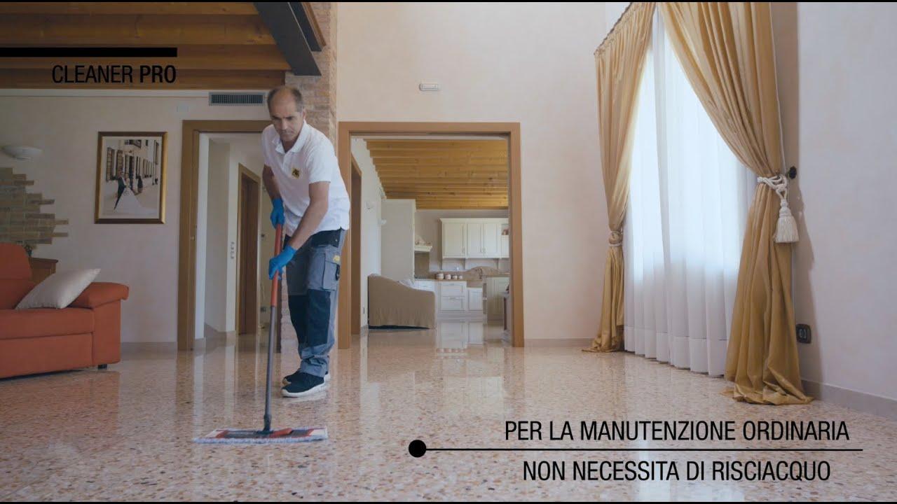 Pavimenti In Ardesia Pro E Contro manutenzione professionale per superfici cleaner pro