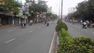 Tâm Bão Sài Gòn đêm và rạng sáng T7, CN 13/10/13