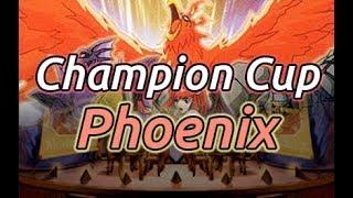 Monster Rancher Battle Card Episode II - Champion Cup Phoenix