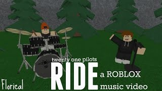 ROBLOX - Ride Music Video ~
