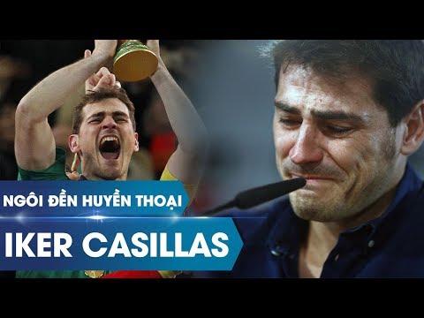 Ngôi đền huyền thoại | Iker Casillas