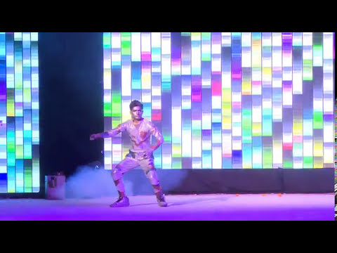 Duhaai He Dance Performance Choreography Robotics Dance Parul