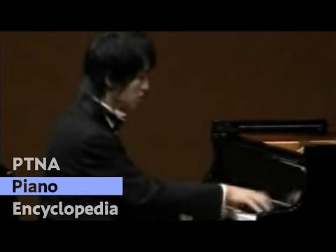 """2007全国決勝大会 實川風/Ravel:「クープランの墓」より""""トッカータ"""""""